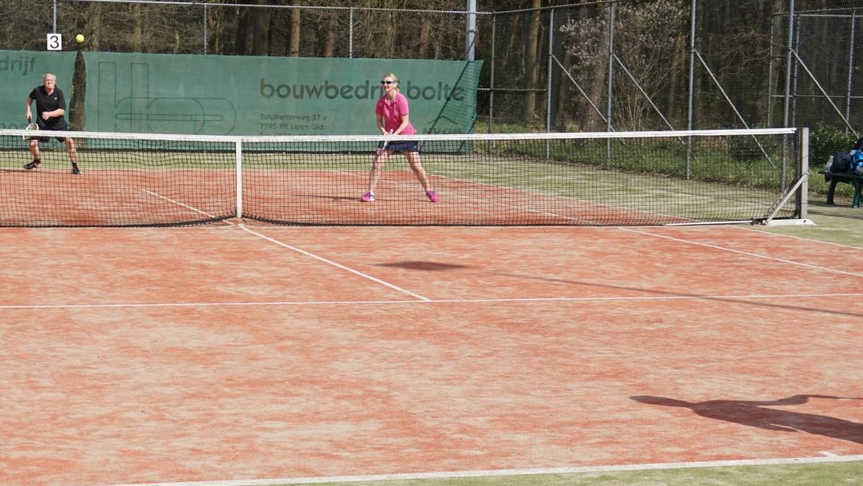 Prachtig toernooi TC 't Laerveld